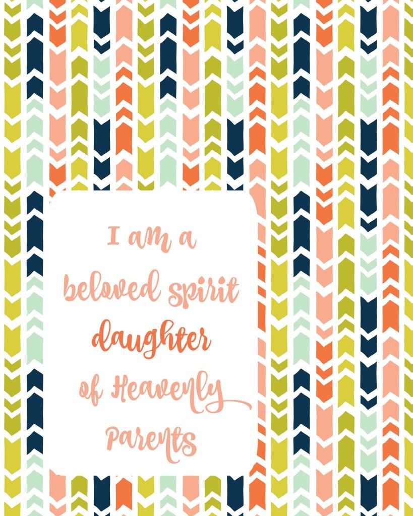 beloved spirit daughter